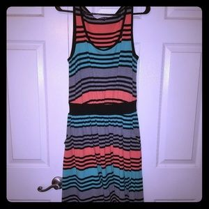Striped Torrid Sundress with Pockets